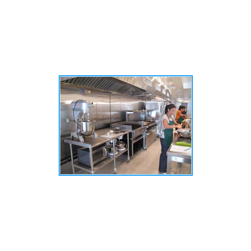 Commercial Kitchen Safe Work Method Statement