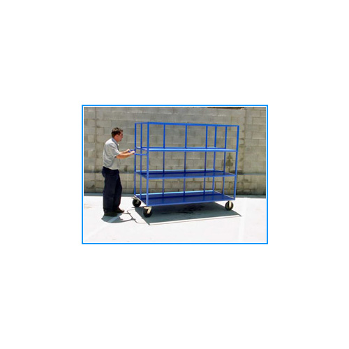 Stock Trolley Safe Work Method Statement