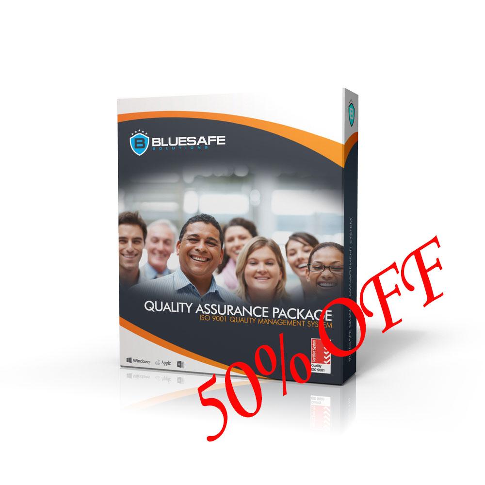 Quality Assurance - 50% Off