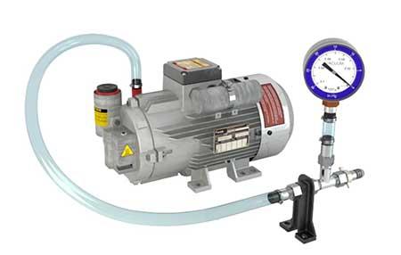 Vacuum Pump SWMS